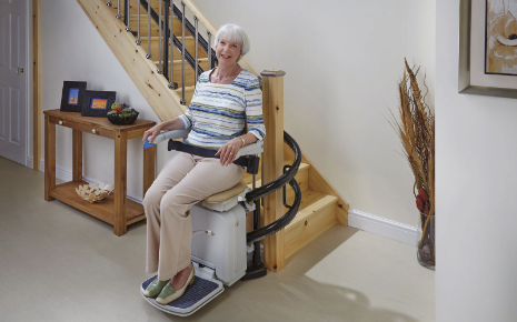 Curved stair lifts Portsmouth