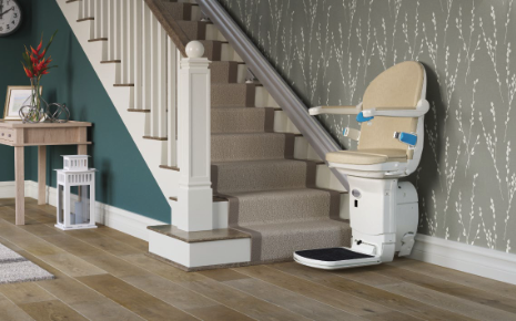 Stair lifts for the disabled